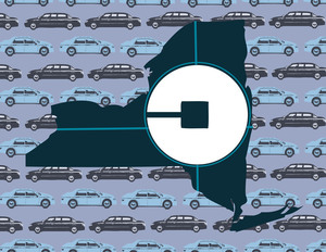 Ride-hailing services such as Uber were legalized statewide earlier this year after years of debate between state legislators.